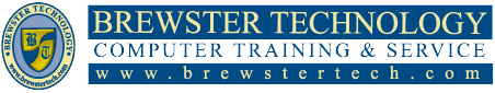 Brewster Technology Logo